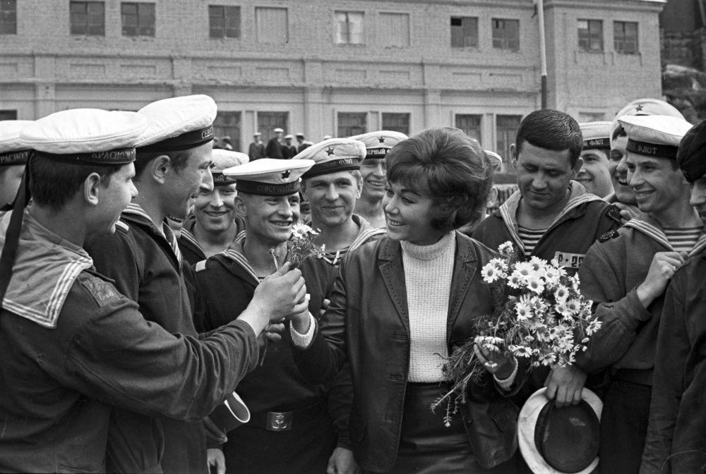 Flota Północy gości piosenkarkę Edytę Piechę.