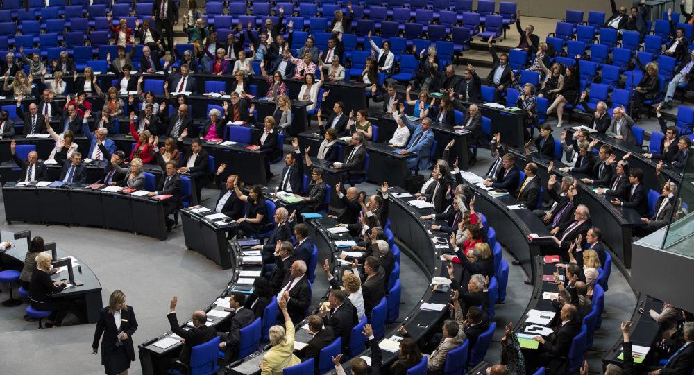 Głosowanie w sprawie ludobójstwa Ormian w Bundestagu
