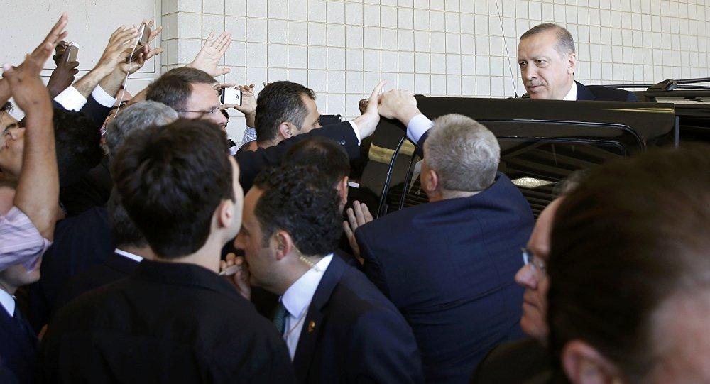 Wizyta tureckiego prezydenta Recepa Tayyipa Erdoğana w USA