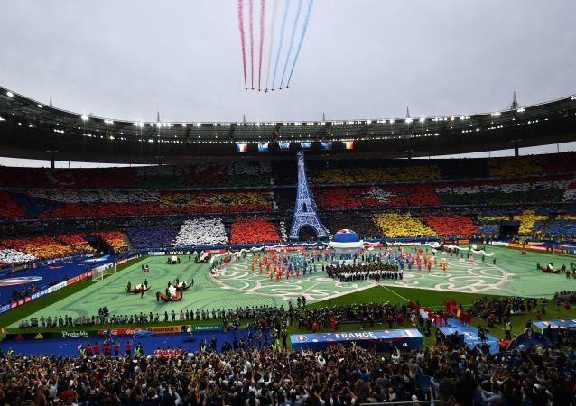 Otwarcie Mistrzostw Europy w Piłce Nożnej we Francji