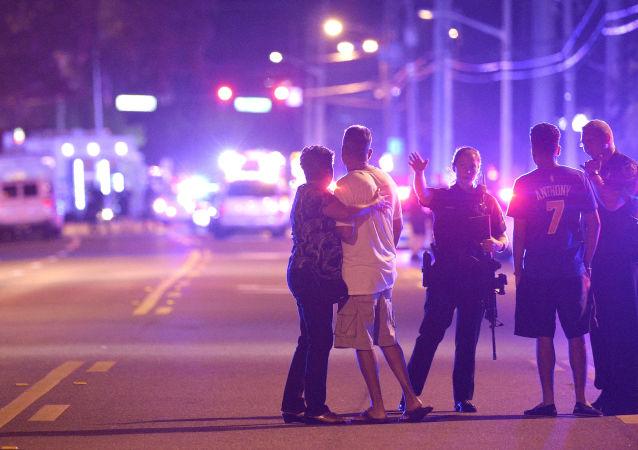 Strzelanina w nocnym klubie na Florydzie
