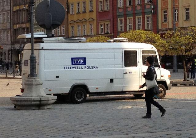 Wóz transmisyjny TVP