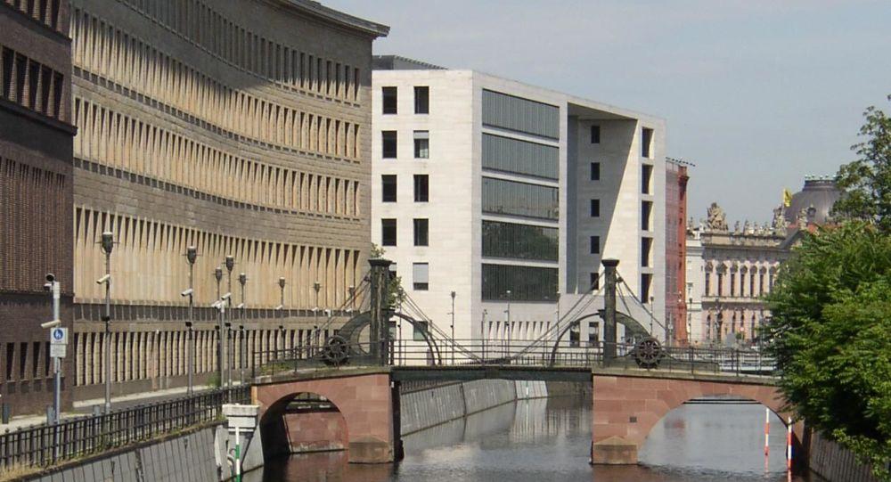 Siedziba MSZ Niemiec w Berlinie