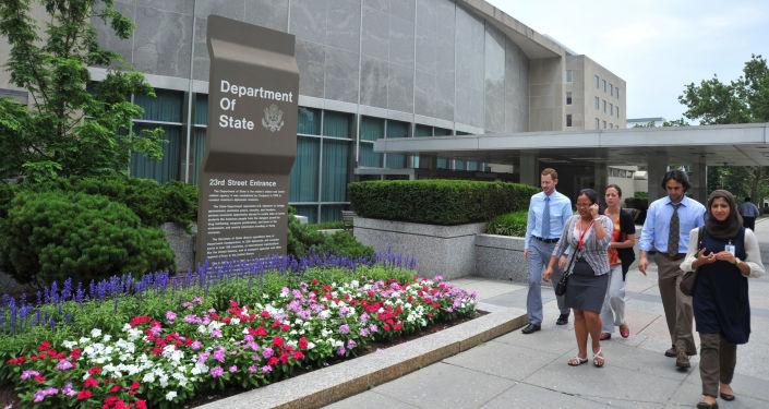 Siedziba Departamentu Stanu w Waszyngtonie