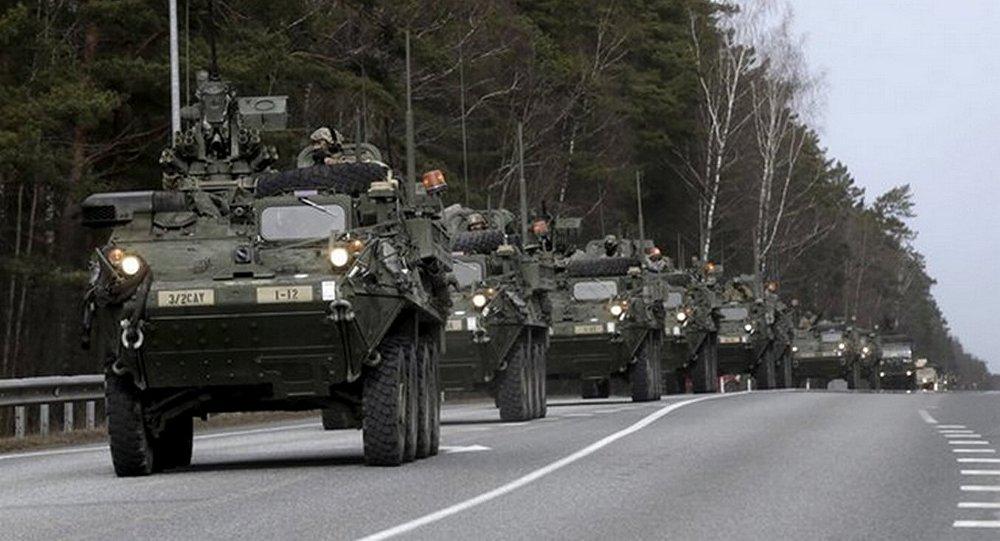 Manewry NATO w Polsce.