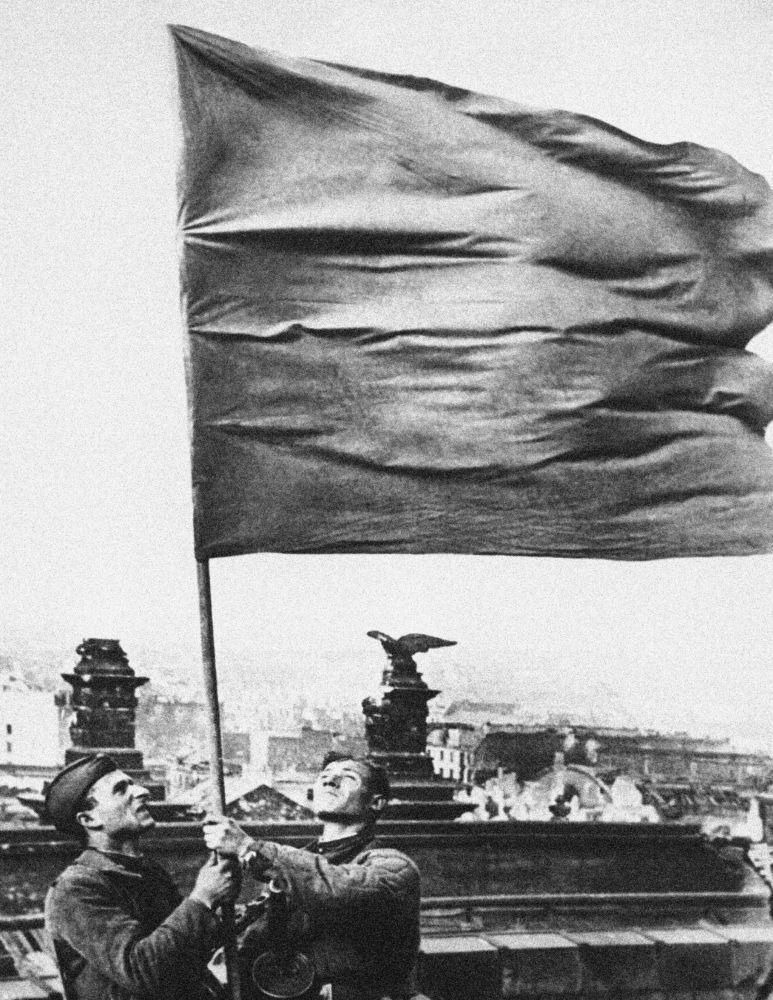 Sztandar nad Reichstagiem