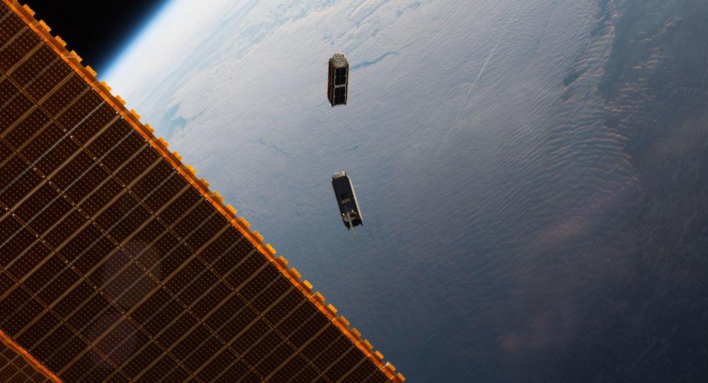 Małe sztuczne satelity CubeSat
