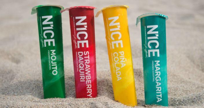 Szweckie lody N1ce z alkoholem