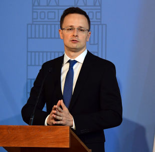 Szef MSZ Węgier Peter Szijjarto