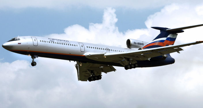 Samolot Tu-154M