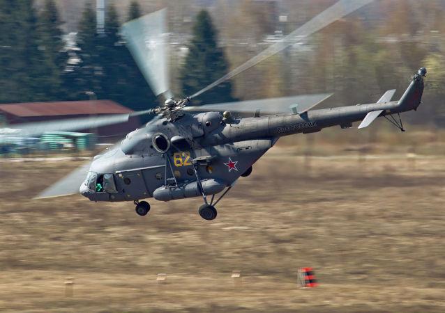 Śmigłowiec Mi-17W-5