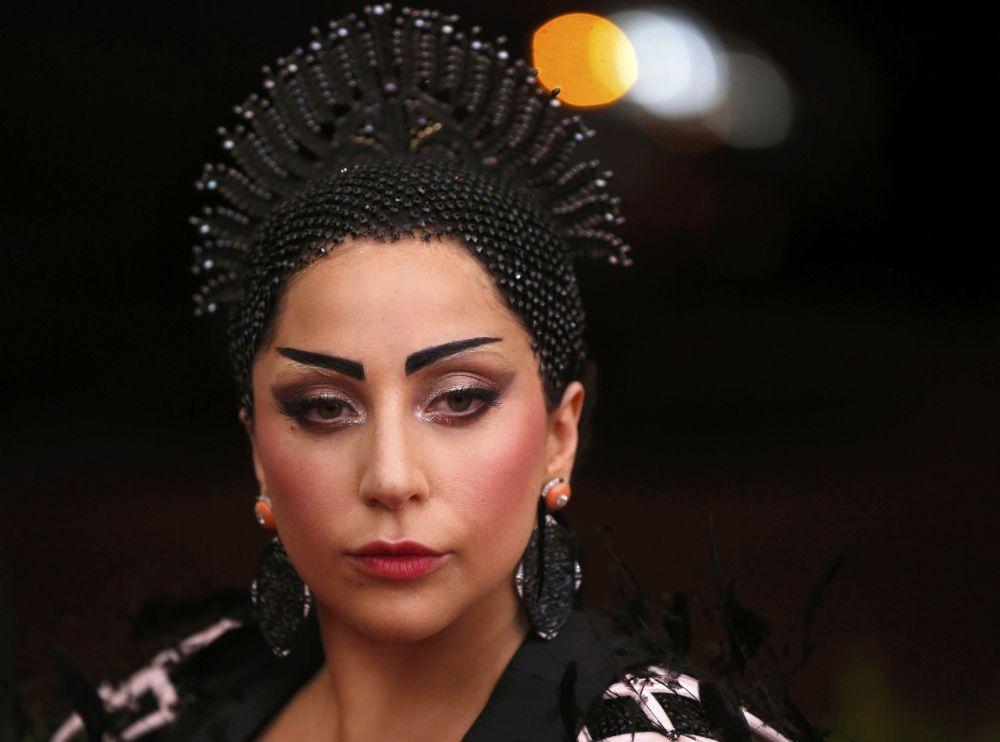 Lady Gaga na MET Gala 2015