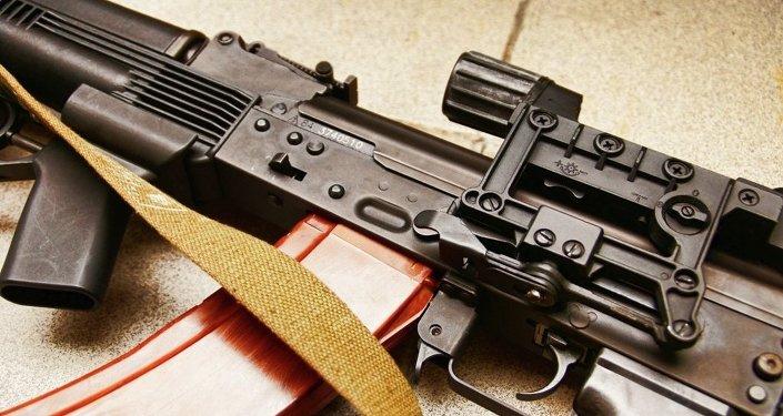Karabin AK-74M