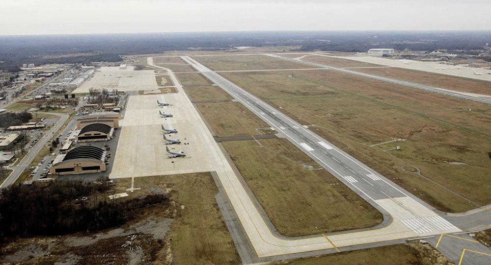 Baza lotnicza Andrews w amerykańskim stanie Maryland