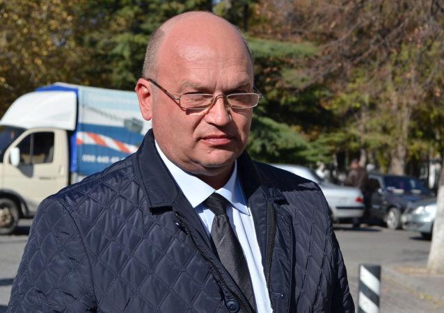 Szef administracji Symferopola Giennadij Bachariew