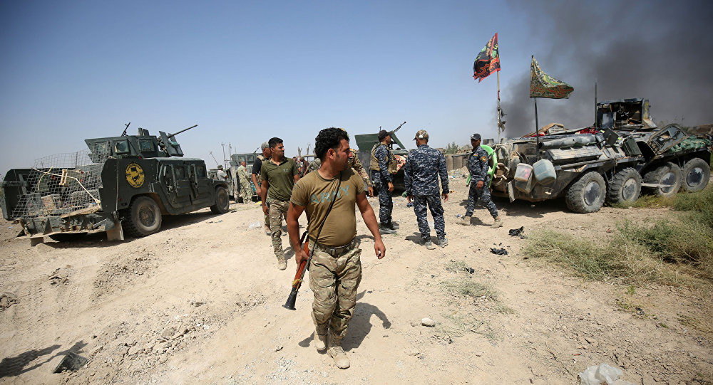Irackie siły zbrojne