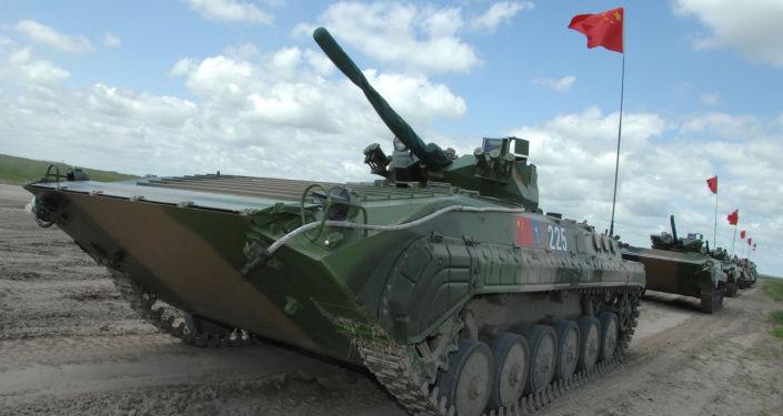 BMP-86A Chińskiej Armii Ludowo-Wyzwoleńczej