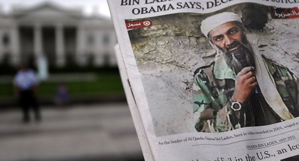 Lider Al-Kaidy Osama bin Laden