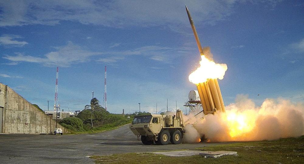 Amerykański rakietowy system antybalistyczny THAAD