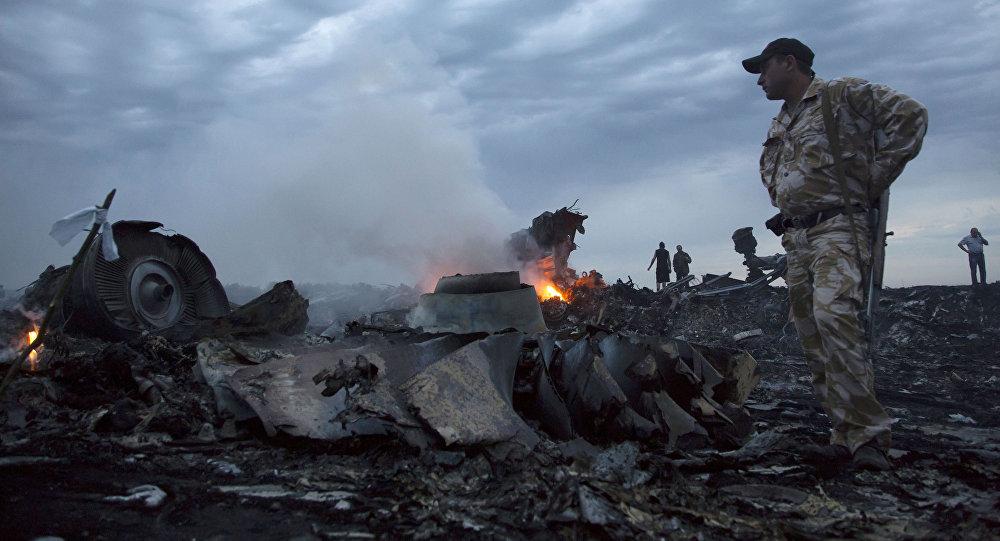 Katastrofa malezyjskiego Boeinga na Ukrainie