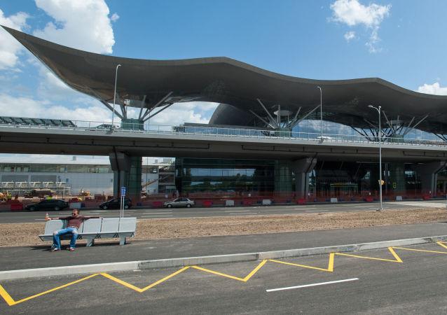 Międzynarodowy port lotniczy Kijów-Boryspol