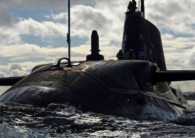 Brytyjska łodź podwodna  Ambush