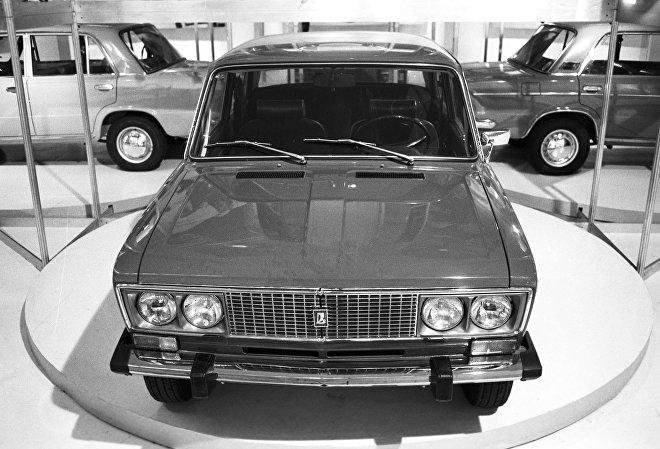 Samochód Żiguli 2106