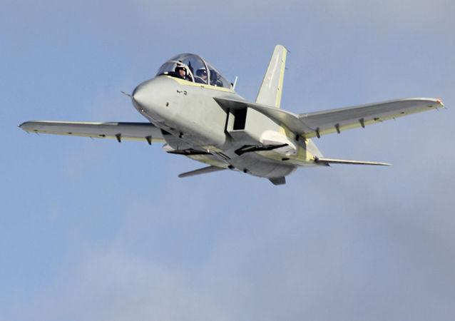 Rosyjski samolot SR-10