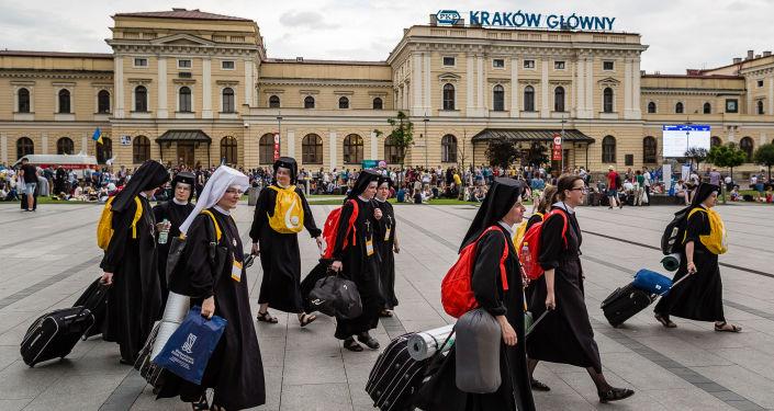 Kraków Polska ŚDM
