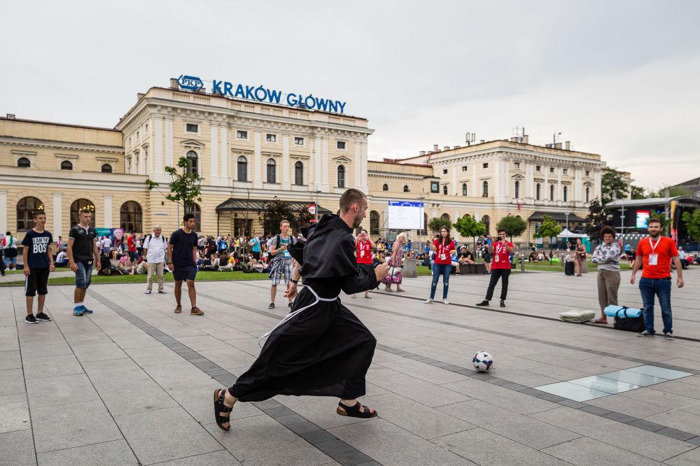 Polska gości pielgrzymów z całego świata.