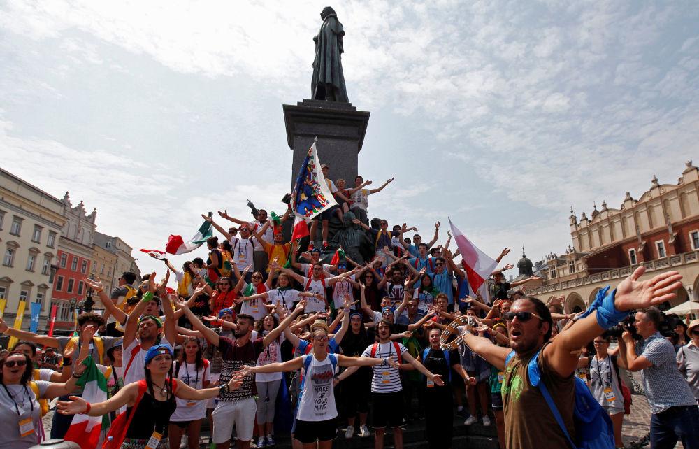 Polska gości pielgrzymów z całego świata