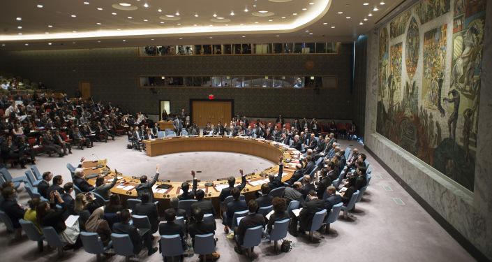 Sesja Rady Bezpieczeństwa ONZ w Nowym Jorku