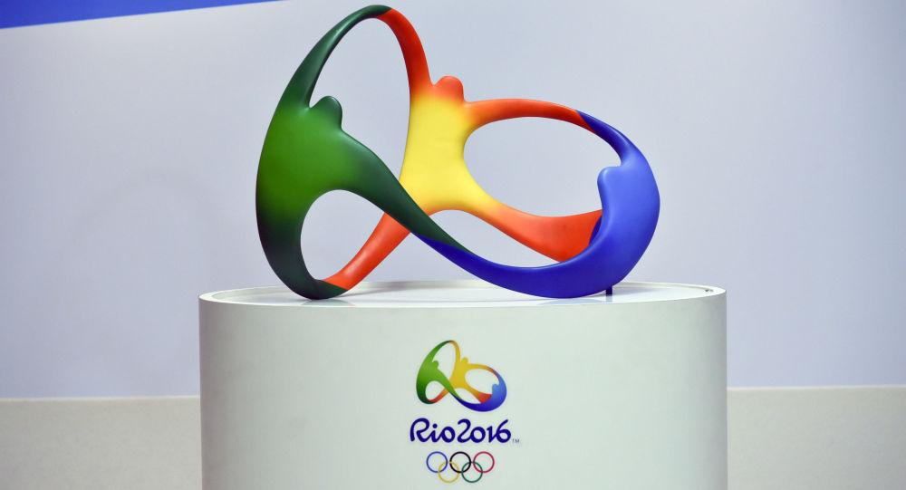 Logo olimpiady w Rio