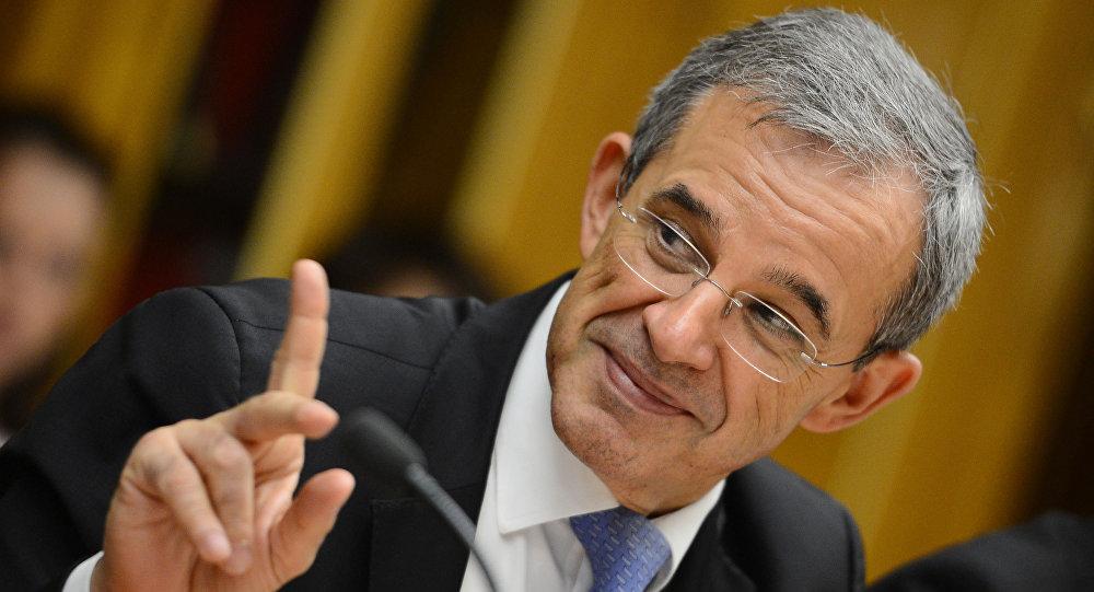 Deputowany do Zgromadzenia Narodowego Francji Thierry Mariani