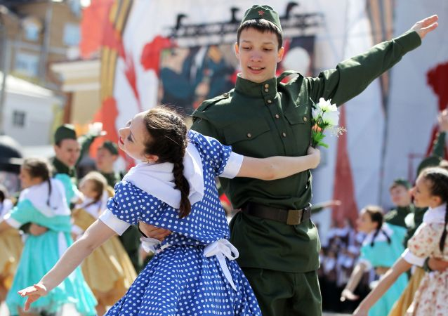 Obchody Dnia Zwycięstwa w Rosji