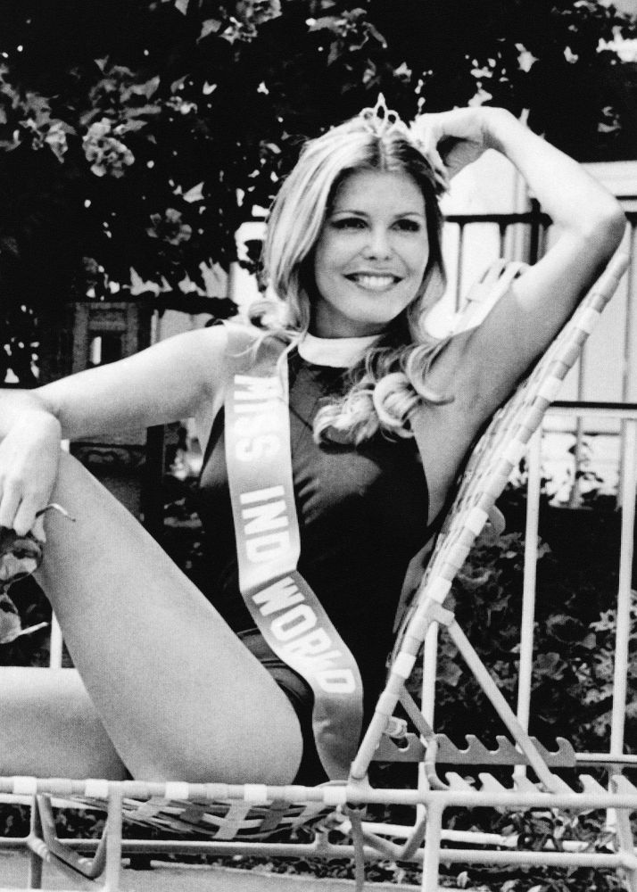 Miss World - 1973 Marjorie Wallace z USA