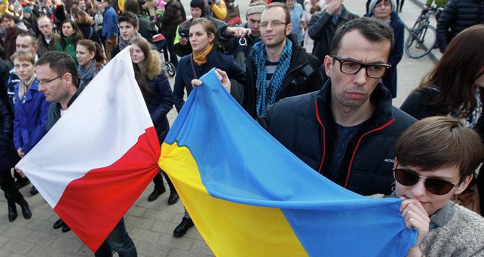 Demonstracja w Warszawie, 2014 rok