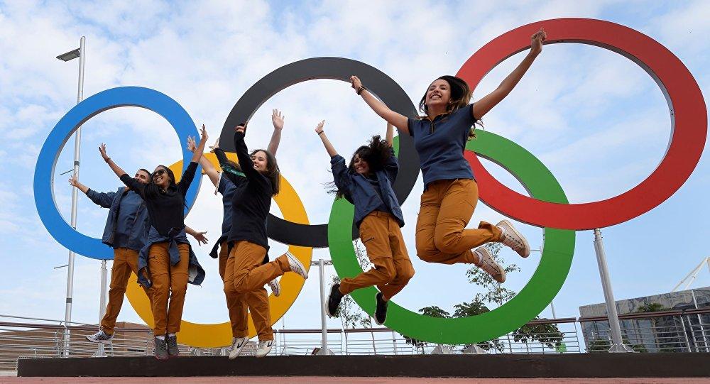 Olimpiada w Rio de Janeiro