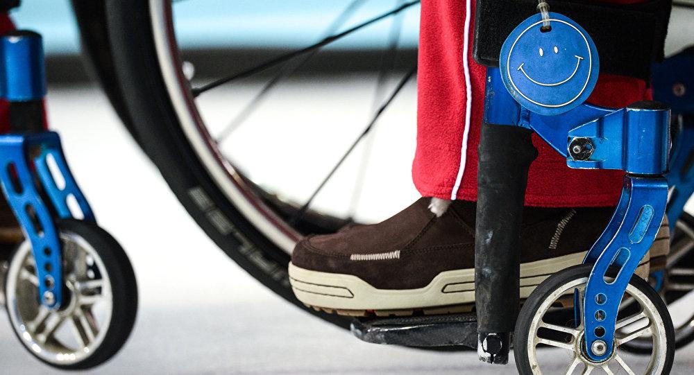 Międzynarodowy Komitet Paraolimpijski zdyskwalifikował rosyjskich sportowców