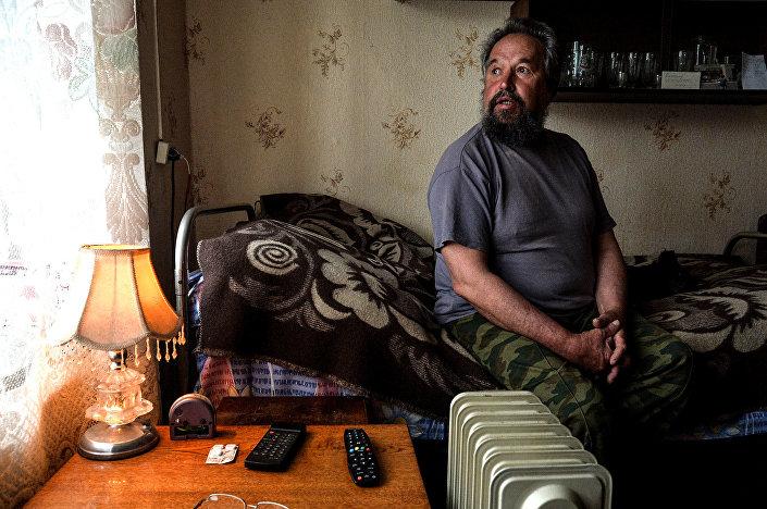 Latarnikowi Andriejowi w ciągu 10 lat pracy wyspa Gogland nie przyśniła się ani razu.