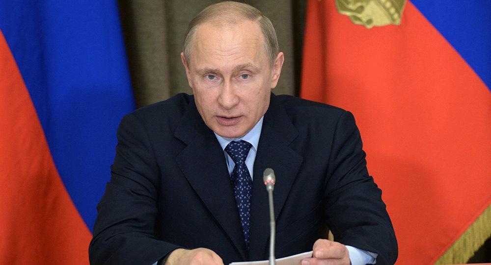 Prezydent Rosji Władimir Putin przeprowadził naradę nt. rozwoju sił zbrojnych