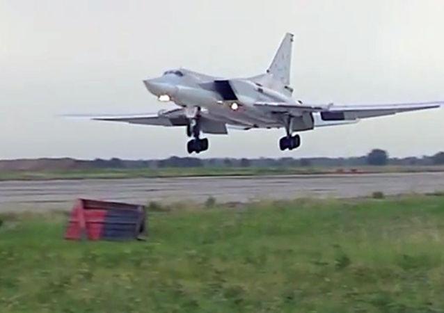 Rosyjski bombowiec Tu-22M3