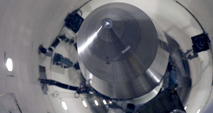 Amerykański międzykontynentalny pocisk balistyczny Minuteman 3