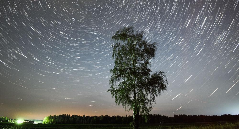 Rój meteorytów Perseidy