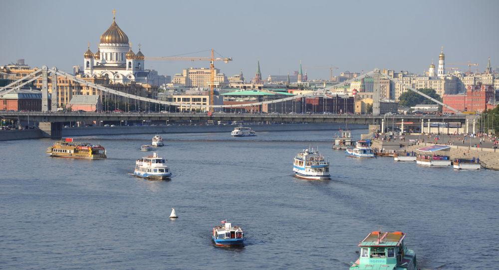 Rzeka Moskwa