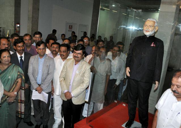 Garnitur premiera Indii Narendra Modi
