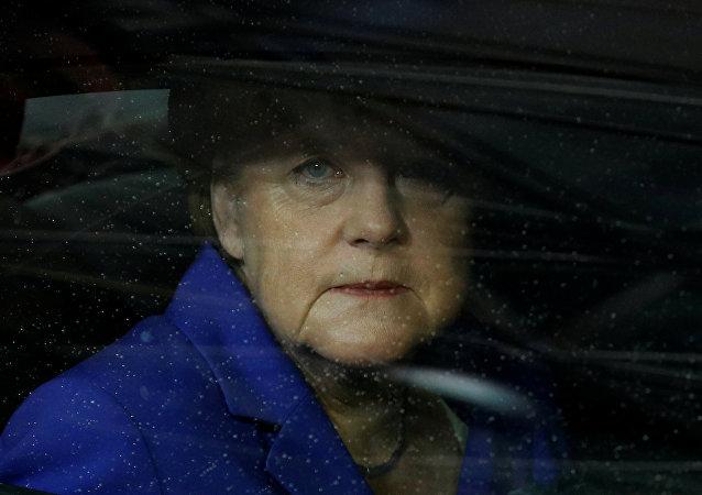 Kanclerz Niemiec Angela Merkel