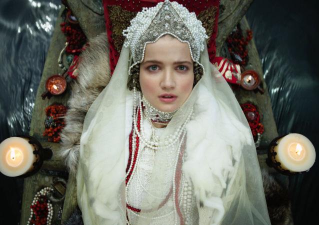Kadr z filmu Smok