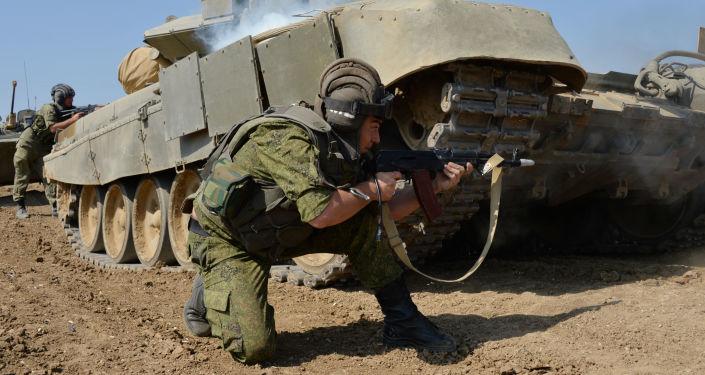 Niezapowiedziana inspekcja gotowości bojowej rosyjskiej armii