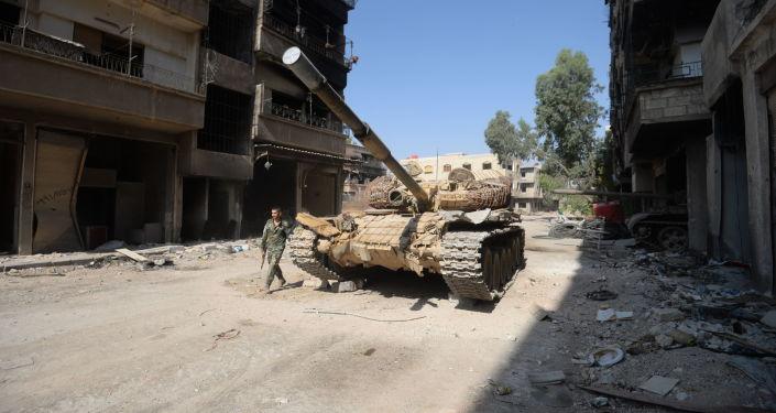 Daraja, Syria